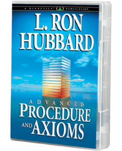 Advanced Procedure & Axioms Audiobook