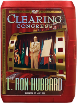 Congresso sul Clearing Film su DVD