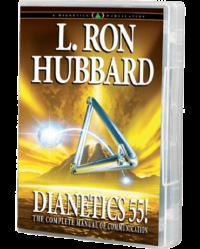 Dianetics 55! Audiobook