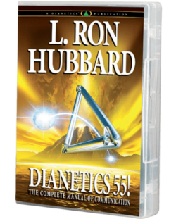 Dianetics 55! Audiobook