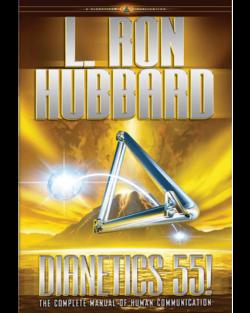 Dianetics 55! Hardcover