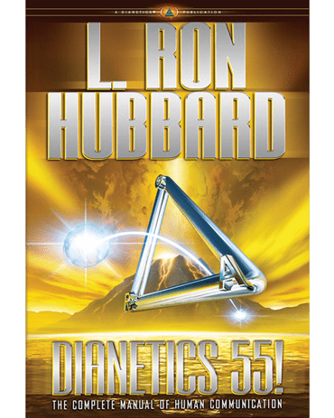 Dianetics 55! Hardcover
