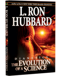Dianetics: The Evolution of a Science softcover
