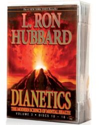 Dianetics: The Modern Science of Mental Health Audiobook
