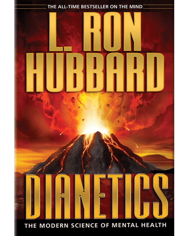 Dianetics: The Modern Science of Mental Health Hardcover