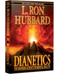Dianetics: The Modern Science of Mental Health softcover