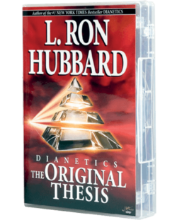 Dianetics: The Original Thesis Audiobook