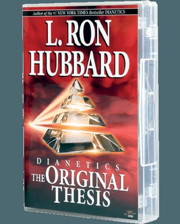 Dianetics: The Original Thesis Audiobook