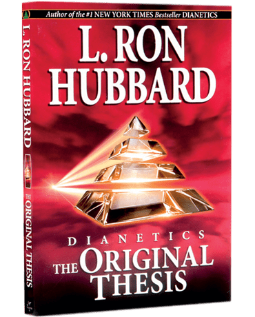 Dianetics: The Original Thesis softcover