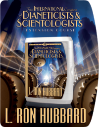 First International Congress of Dianeticists & Scientologists Course