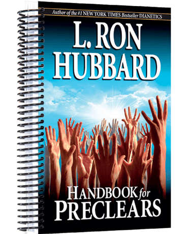 Handbook for Preclears softcover