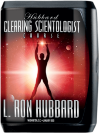 Hubbard Clearing Scientologist Course