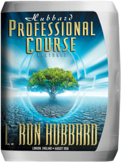 Hubbard Professional Course Lectures
