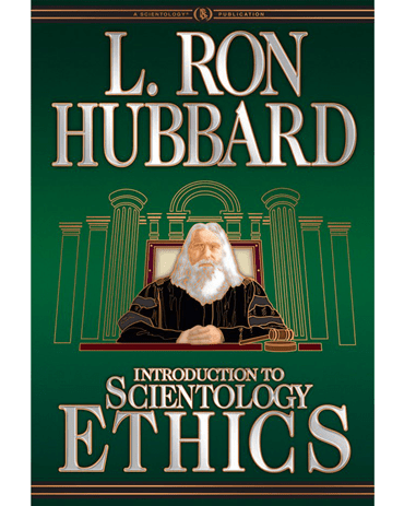 Introduction to Scientology Ethics Hardcover