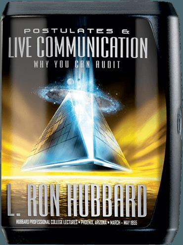 Postulates and Live Communication