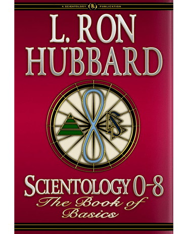 Scientology 0-8: The Book of Basics Hardcover