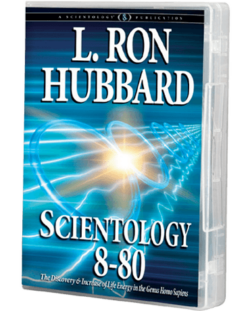 Scientology 8-80 Audiobook