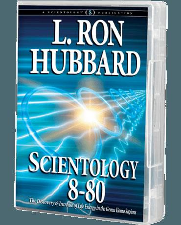 Scientology 8-80 Audiobook