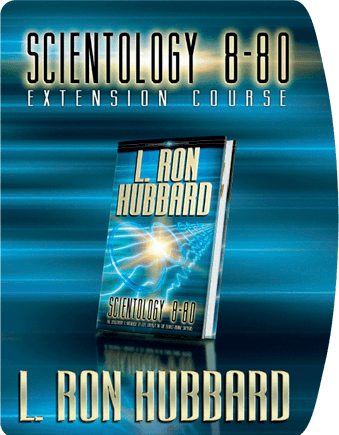 Scientology 8-80 Course