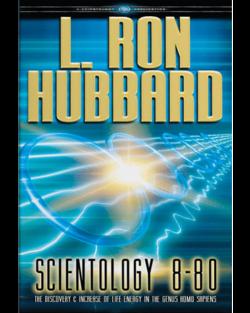 Scientology 8-80 Hardcover