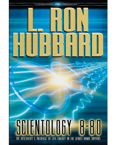 Scientology 8-80 Hardcover