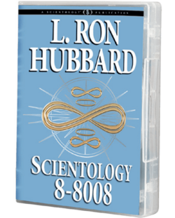 Scientology 8-8008 Audiobook