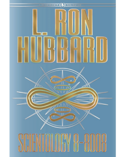 Scientology 8-8008 Hardcover
