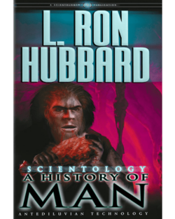 Scientology: A History of Man Hardcover