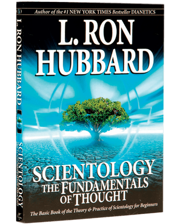 Scientology: The Fundamentals of Thought softcover