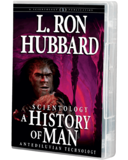 Scientology: A History of Man Audiobook