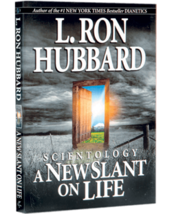 Scientology: A New Slant on Life softcover