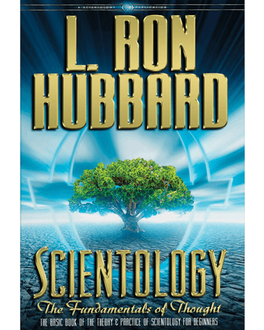 Scientology: The Fundamentals of Thought Hardcover