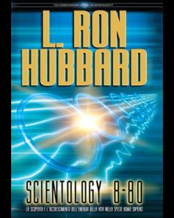 Scientology 8-80 Copertina Rigida