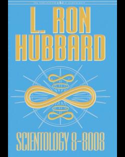 Scientology 8-8008 Copertina Rigida