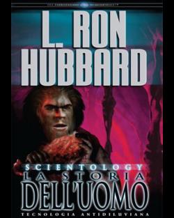 Scientology: La Storia dell'Uomo Copertina Rigida